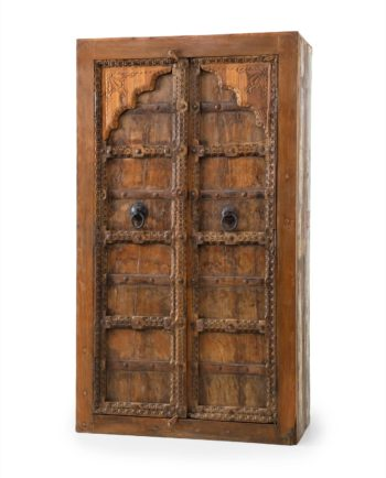 Antique Indian Door Cupboard