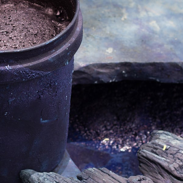 What is a Indigo dye?