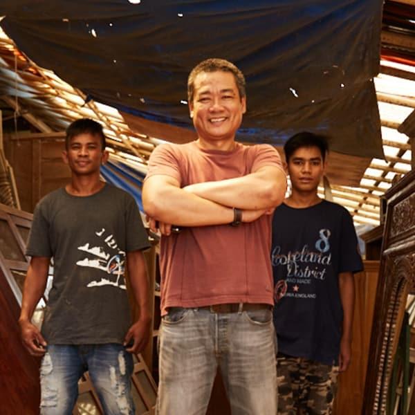 Anton Tantowi & team