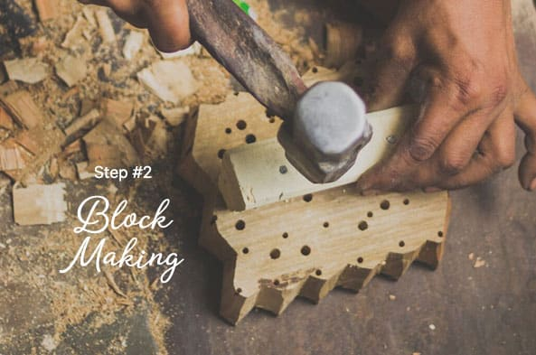 step-two-block-printing