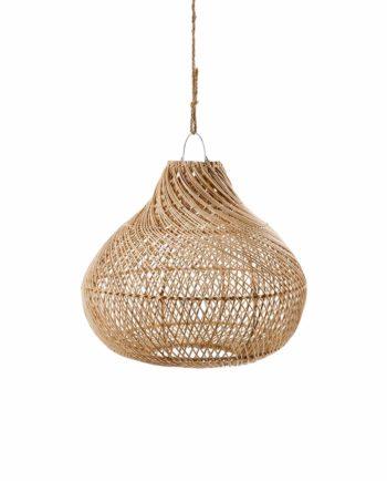 Bambo pendant round