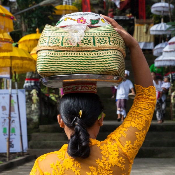 Balinese Ceremonial Umbrellas