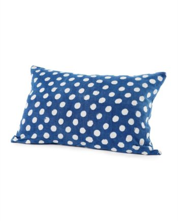 rustic nautical cushion front