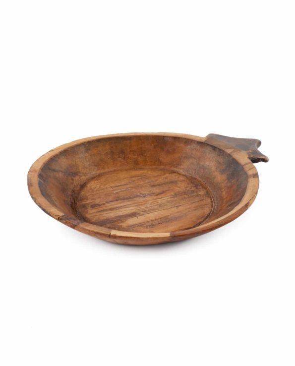 parat wood bowl
