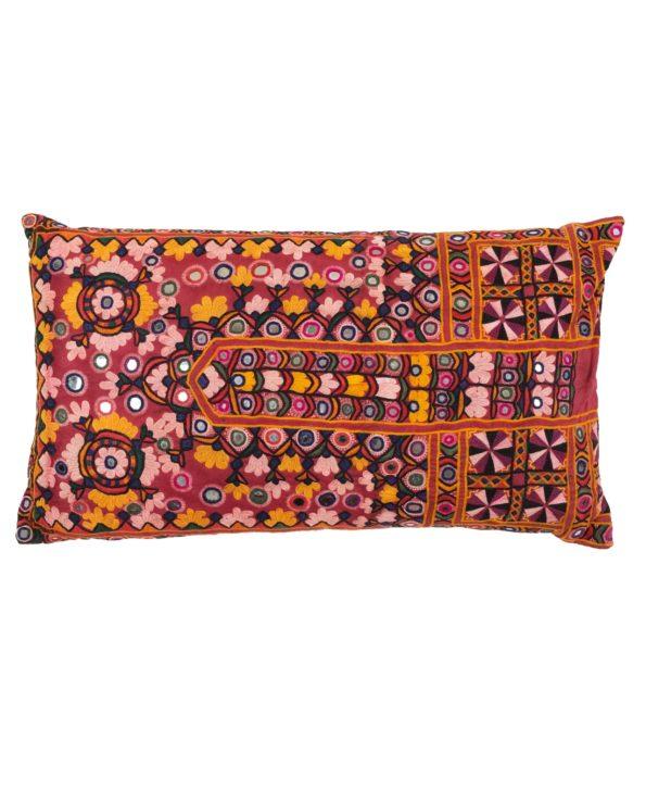 Kavya vintage Kutch cushion
