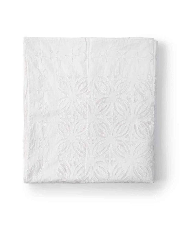 Applique bedcover – king size