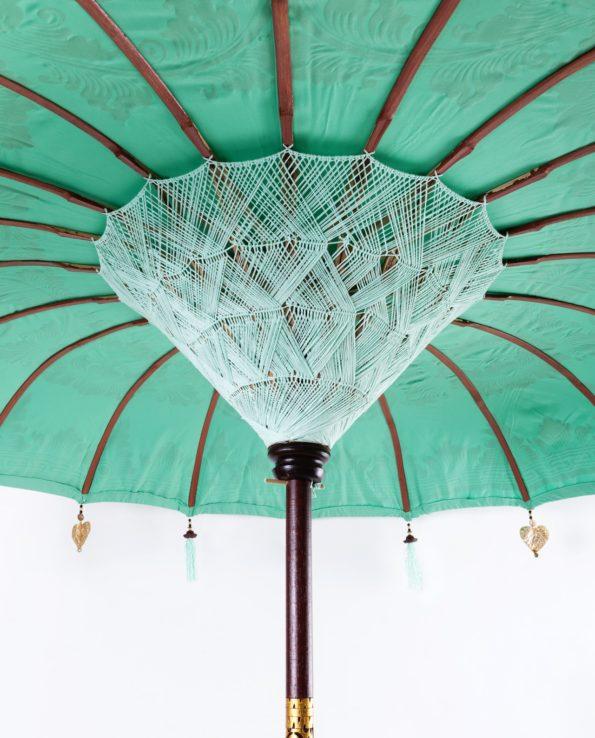 Balinese ceremonial umbrella
