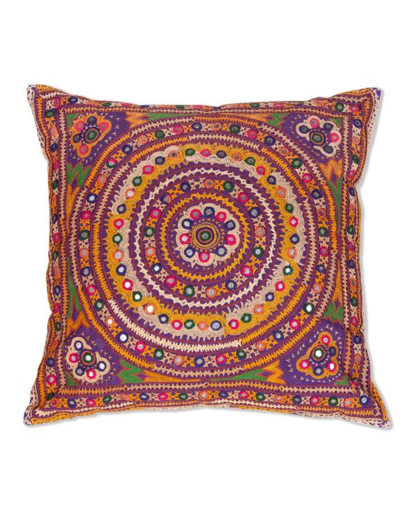 Aabha vintage kutch cushion vintage 53cm x 53cm