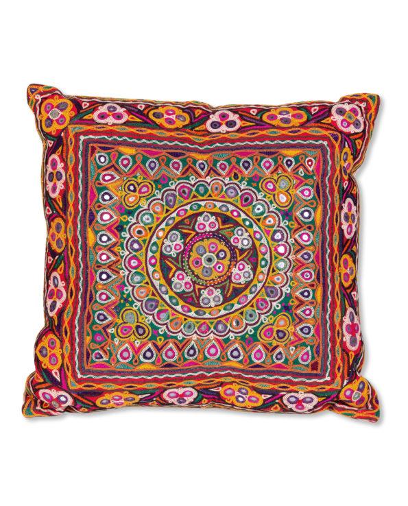 Bagesri vintage kutch cushion vintage 45cm x 45cm
